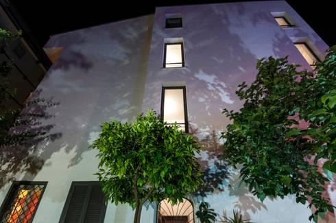 Casa mediterranea in citt razionalista di bianca coggi for Numeri di casa mediterranea