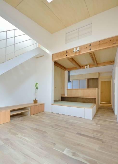 岩田建築アトリエ의  거실