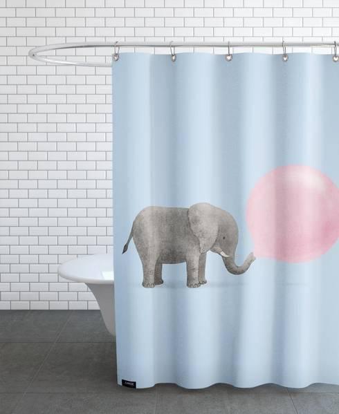 Casa de banho  por JUNIQE