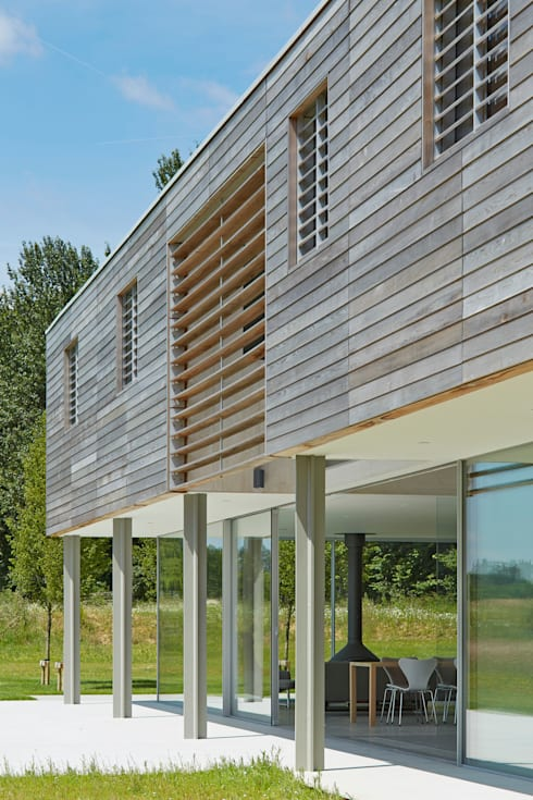 Views from the South :  Houses by Wilkinson King Architects