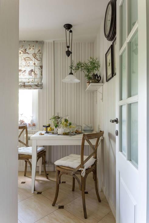 Квартира 61м2: Кухни в . Автор – Tatiana Ivanova Design
