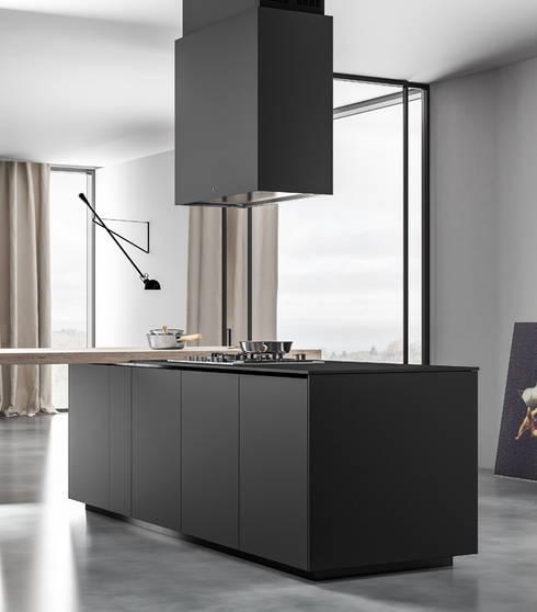 مطبخ تنفيذ Nova Cucina