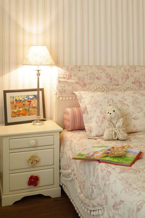 Загородный дом 360м2: Детские комнаты в . Автор – Tatiana Ivanova Design