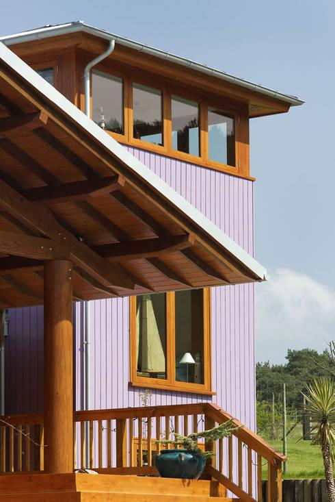 Projekty,  Domy zaprojektowane przez DUA Architecture LLP