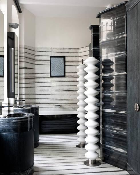 The Art of Viewing: ausgefallene Badezimmer von Gisbert Pöppler Architektur Interieur