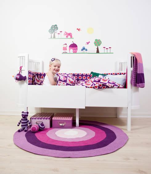 Habitaciones infantiles de estilo  de De Kleine Generatie