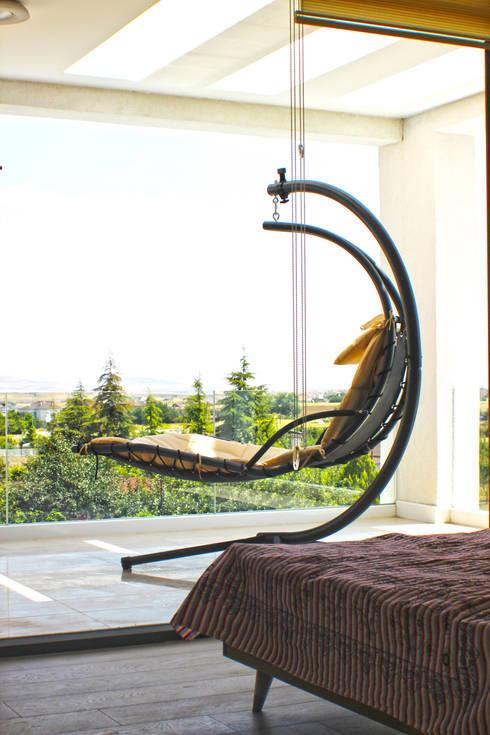 Ayzen Dizayn Mimarlık – Yapı Fotografları-İç:  tarz Teras