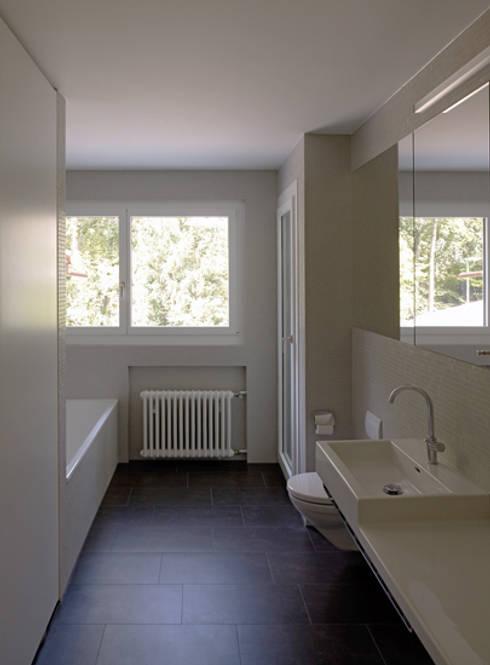 Umbau Eines Mehrfamilienhauses Aus Den 30er Jahren In Luzern