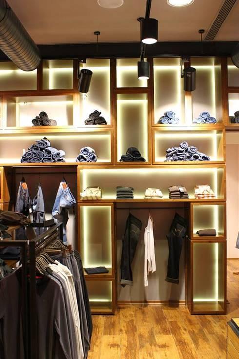 365 Elektrik – LeeCooper Mağaza Uygulamalarımız:  tarz Dükkânlar