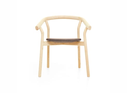 DORA chair (front view of the standard option): Casa  por DAM