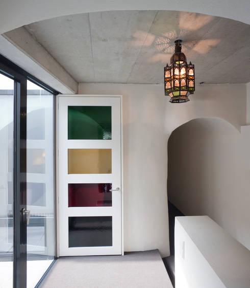 Alt und Neu:  Schlafzimmer von schröckenfuchs∞architektur