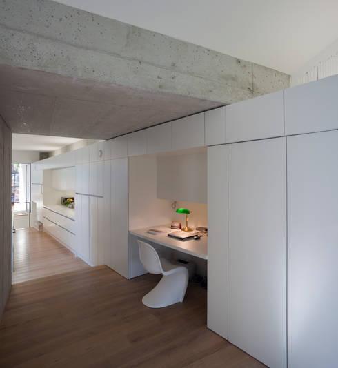 Studeerkamer/kantoor door schröckenfuchs∞architektur