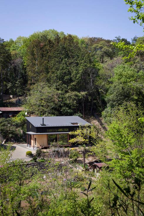 敷地周辺環境: HAN環境・建築設計事務所が手掛けた家です。