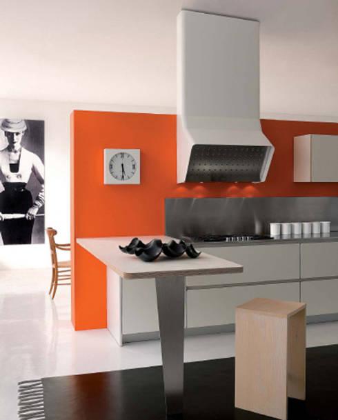 Exemple realisations: Cuisine de style de style Moderne par Ribardiere creations