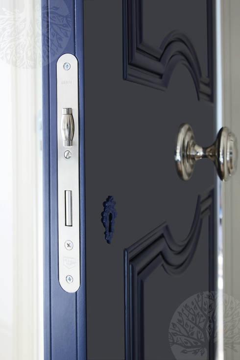 Двери эксклюзив – есть чем удивить: Окна в . Автор – Lesomodul