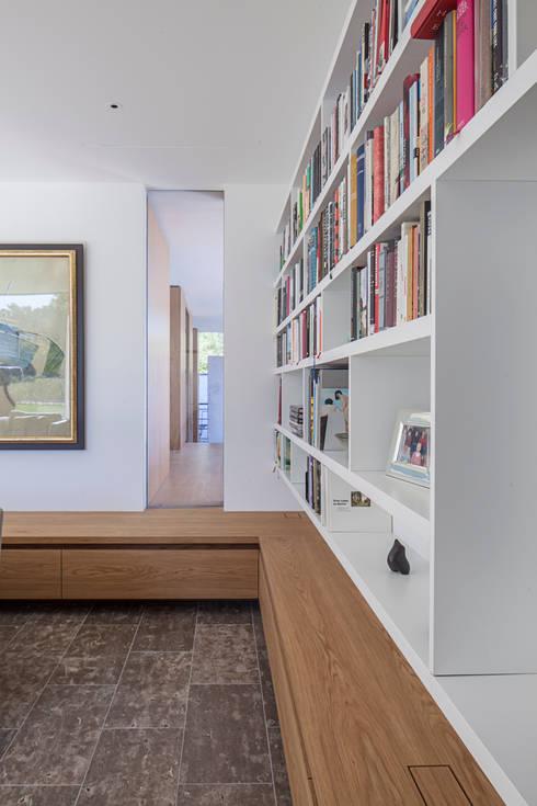 Рабочие кабинеты в . Автор – Unterlandstättner Architekten