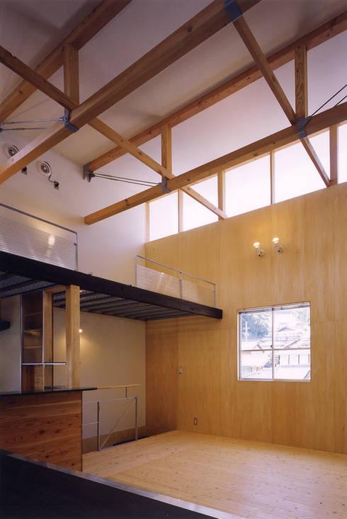 M-House: ADS一級建築士事務所が手掛けた家です。
