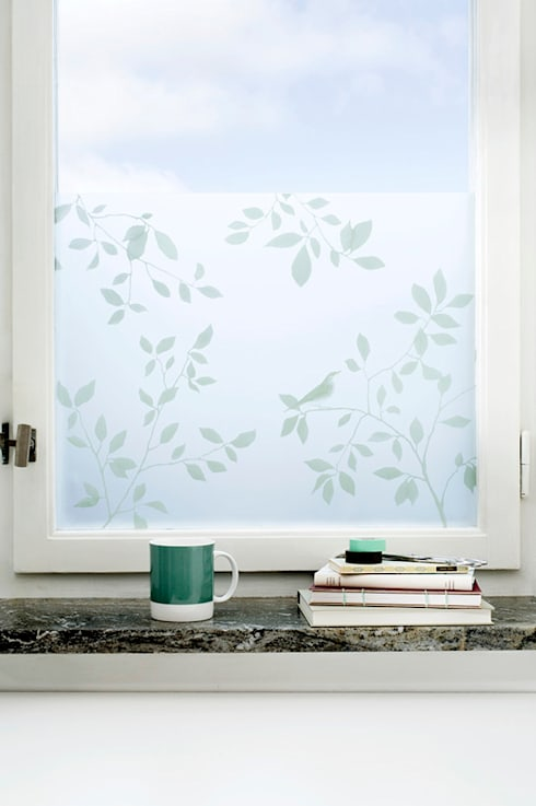 Windows & doors  by BY MAY/ Siluett Frost Window Film