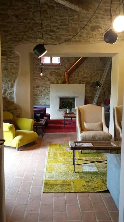 Wohnzimmer von Marcello Gavioli