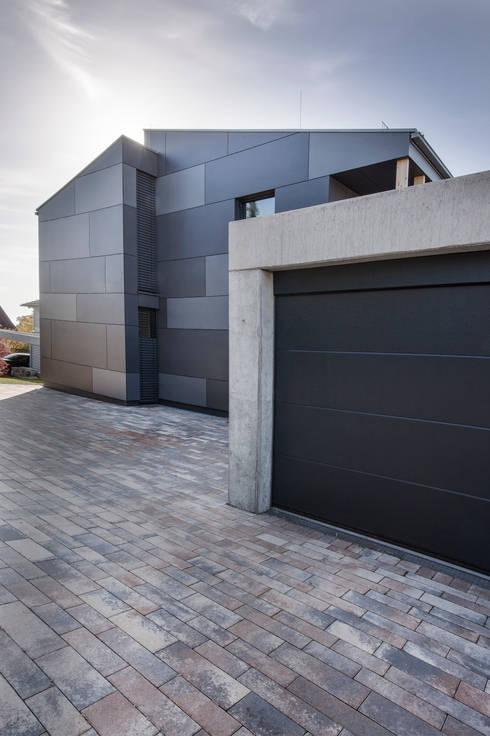 Projekty,  Domy zaprojektowane przez 21-arch GmbH