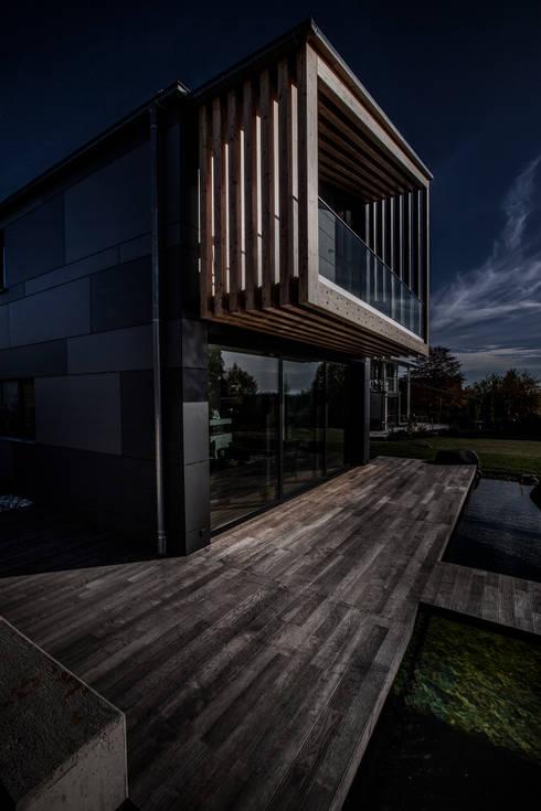 21-arch GmbH의  주택