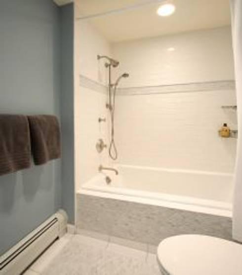 Tbeks – Banyo Küvet Uygulamaları:  tarz Banyo