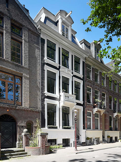 Houses by Lumen Architectuur