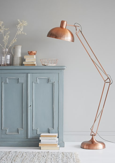 Copper Collection:  Living room by rigby & mac