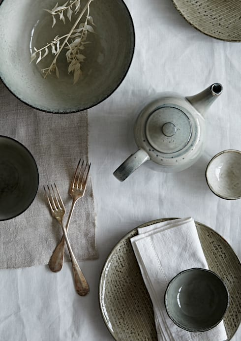Broste Tableware Collection:  Dining room by rigby & mac