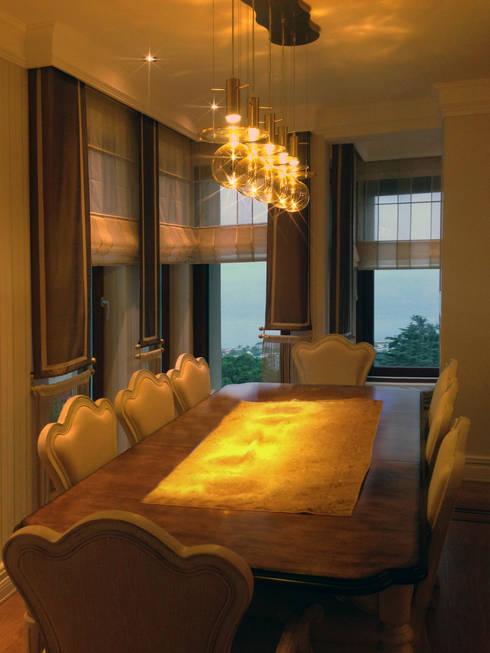 Emrah Yasuk – Yemek Odası_1: klasik tarz tarz Yemek Odası