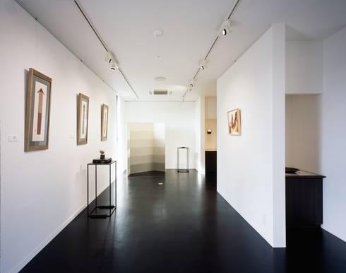ギャラリー: 忘蹄庵建築設計室が手掛けた商業空間です。