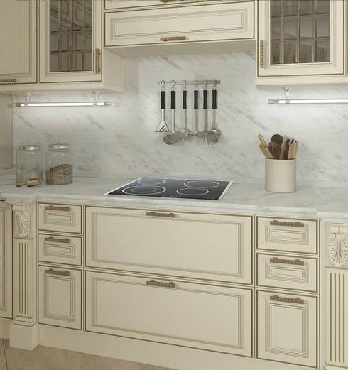 Кухня: Кухни в . Автор – Yurov Interiors