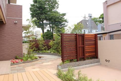 .: 株式会社大沢ガーデンが手掛けた家です。