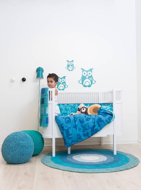 Sebra Kili meegroeibed:  Kinderkamer door De Kleine Generatie