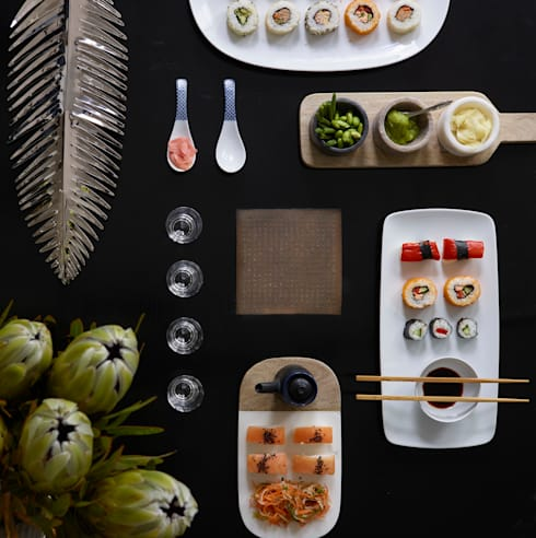 Sala de jantar  por LOMBOK