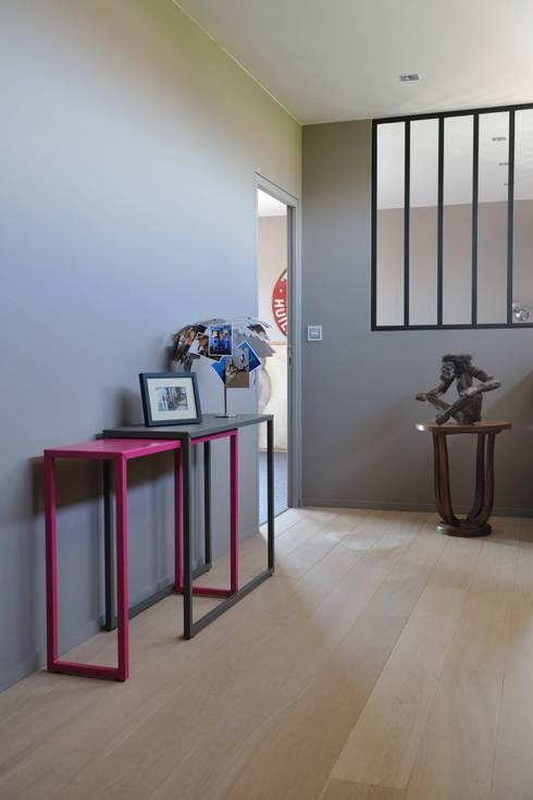Gang, hal & trappenhuis door Mon Entrée Design.com
