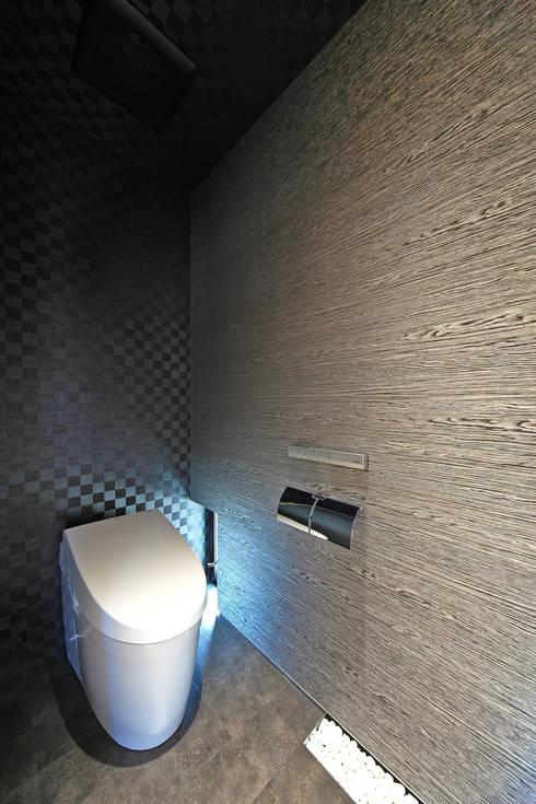 レストスペース: bound-designが手掛けた浴室です。