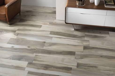 Gres porcellanato finto legno di italiangres homify for Leroy merlin pavimenti gres effetto legno