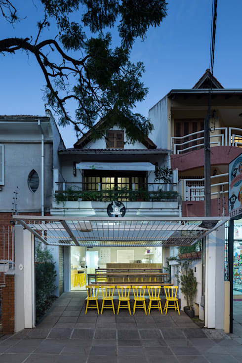 Espaços de restauração  por Kali Arquitetura