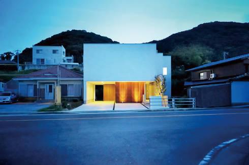 日並郷の家: 株式会社アトリエカレラが手掛けた家です。