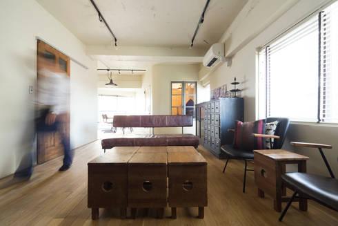 .: n-wakabayashiが手掛けた多目的室です。