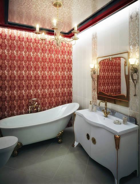 Яникова Светланаが手掛けた浴室