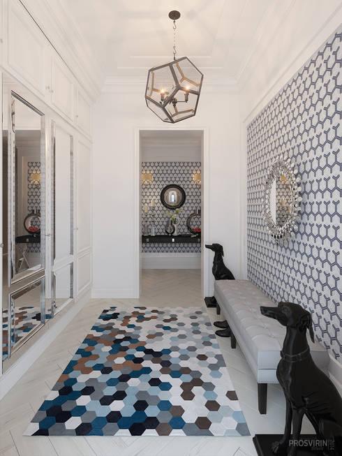 Corridor & hallway by Prosvirin Ruslan