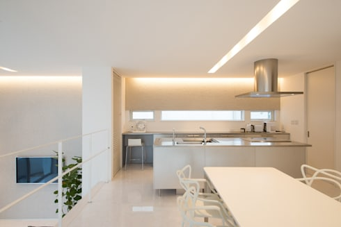 W-home: アートオブライフが手掛けたキッチンです。