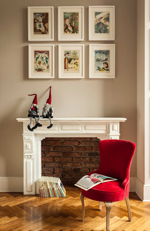 Projekt wnętrz domu kraków: styl , w kategorii Pokój dziecięcy zaprojektowany przez MOCOLOCCO