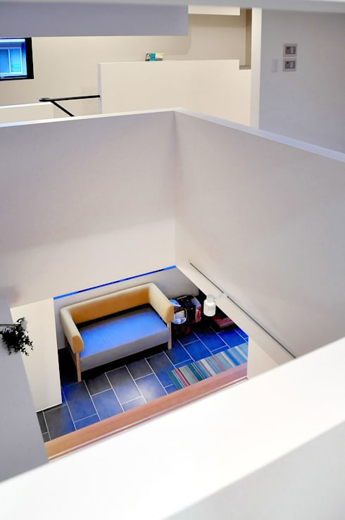 若竹の家: 株式会社アトリエカレラが手掛けた壁です。