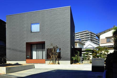 若竹の家: 株式会社アトリエカレラが手掛けた家です。