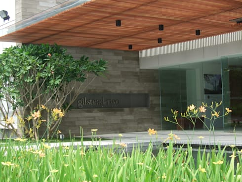 Gilstead Show Gallery:  Hotels by Tinderbox  Landscape Studio