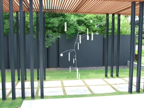 Gilstead Show Gallery:  Stadiums by Tinderbox  Landscape Studio