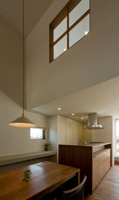 moderne Keuken door 浦瀬建築設計事務所